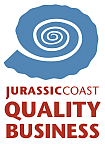 Jurassic Coast Quality Business award